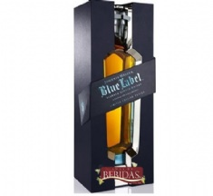 Foto Whisky Escocês Blue Label Espelhado Ed. Limitada 750ml