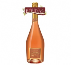 Foto Champagne Francesa Cattier Brut Rose 750ml
