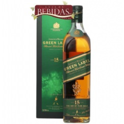 Foto Whisky Escocês Green Label 750ml