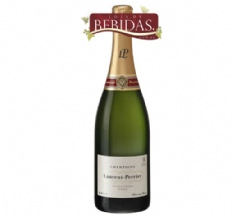 Foto Champagne Francesa Laurent Perrier Brut 750ml