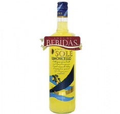 Foto Licor Italiano Sole Limoncello 1000ml