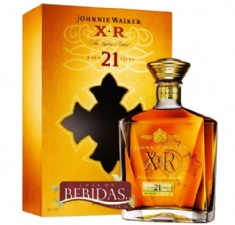 Foto Whisky Johnnie Walker XR 21 Anos 750ml