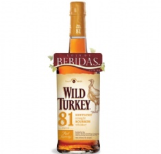 Foto Whisky Bourbon Wild Turkey 1L